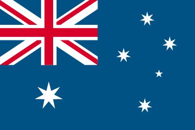 国旗オーストラリア