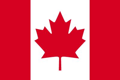 国旗カナダ