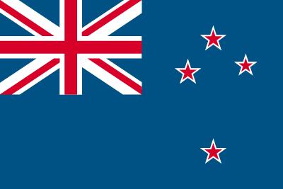 国旗ニュージーランド
